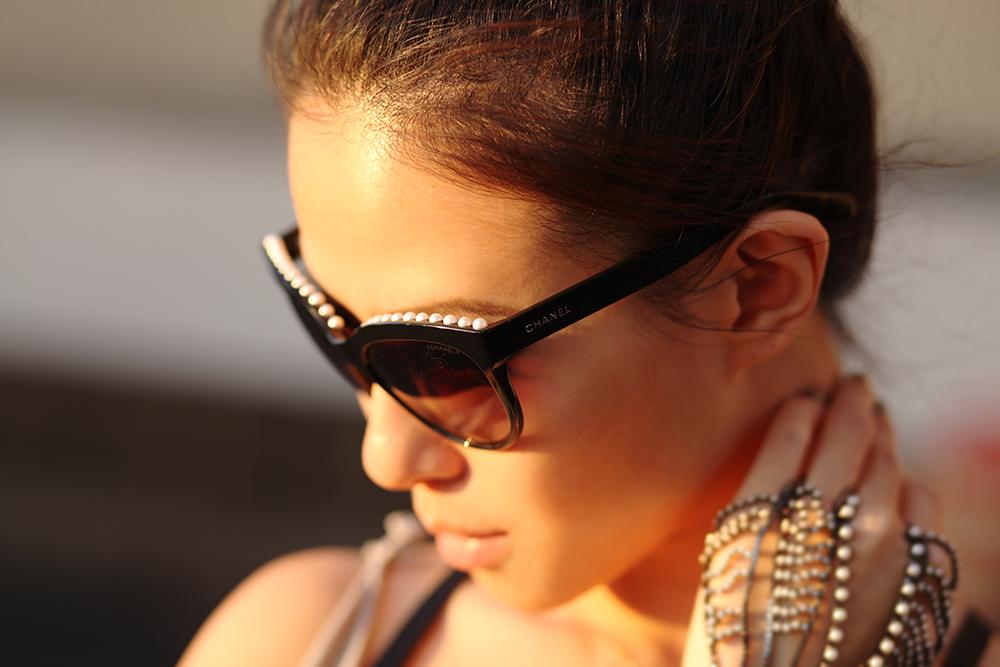 chanel+pearl+sunglasses