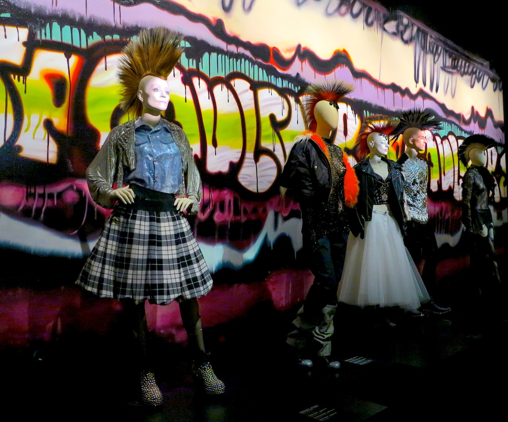 Gaultier+exhibition+Brooklyn+museum