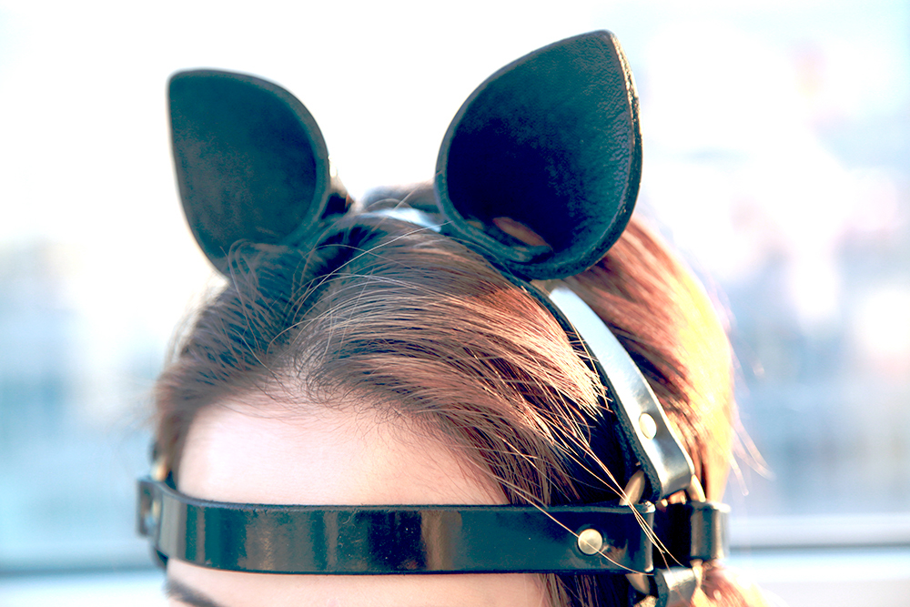leather_cat+ears